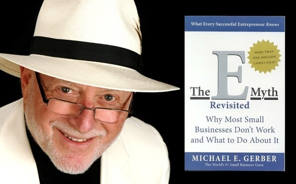 The E Myth Revisited tac gia sach