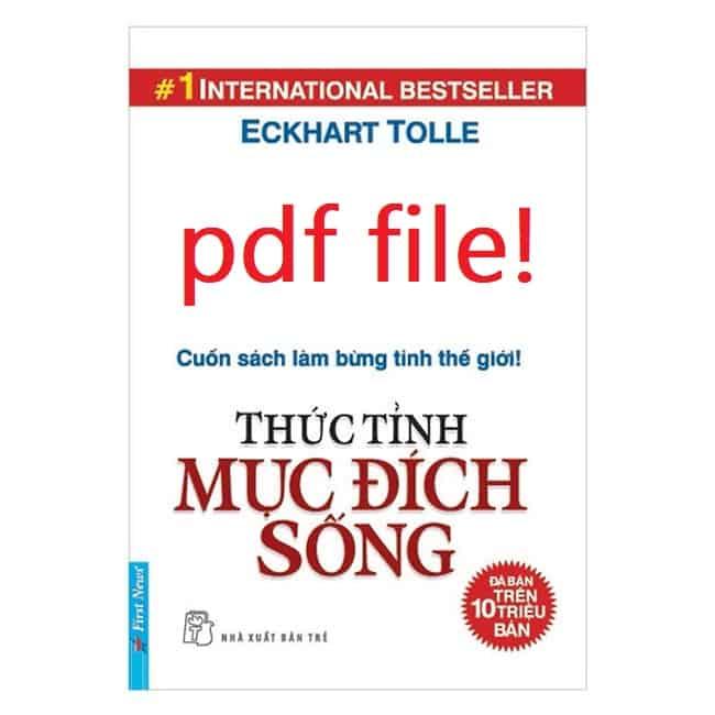 thuc tinh muc dich song pdf