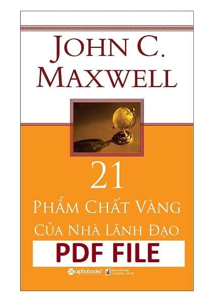21 pham chat vang cua nha lanh dao pdf