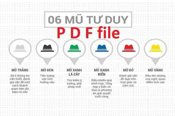 6 chiec mu tu duy pdf