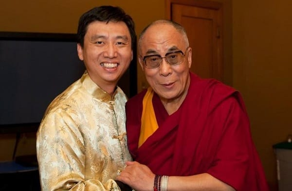 Chade - Meng Tan va Dalai lama
