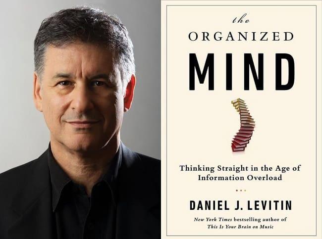 Daniel J. Levitin va sach cua ong