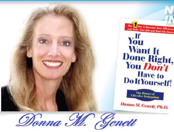 Donna M Genett