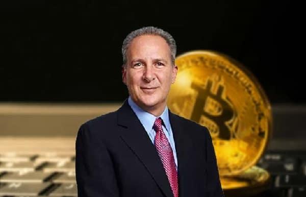 Peter Schiff va bitcoin