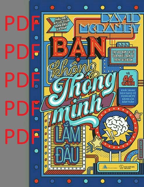 ban khong thong minh lam dau pdf
