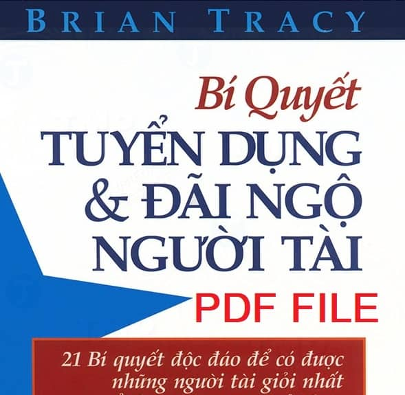 bi quyet tuyen dung va dai ngo nguoi tai pdf