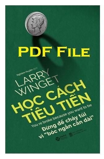 hoc cach tieu tien pdf