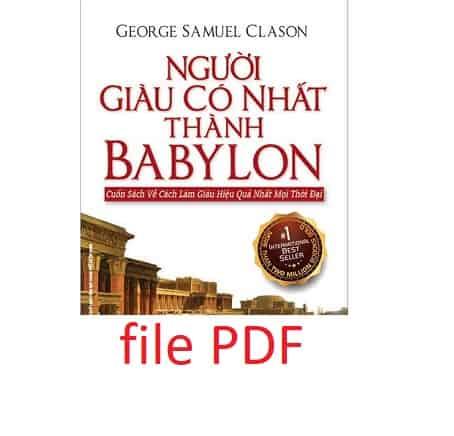 nguoi giau co nhat thanh babylon pdf