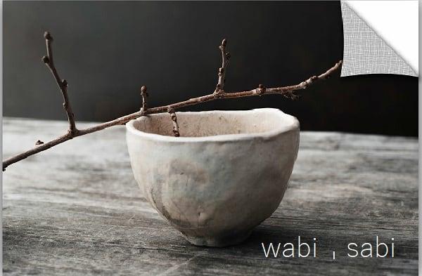 phong cach wabi sabi