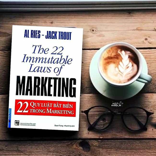 22 quy luat bat bien trong marketing