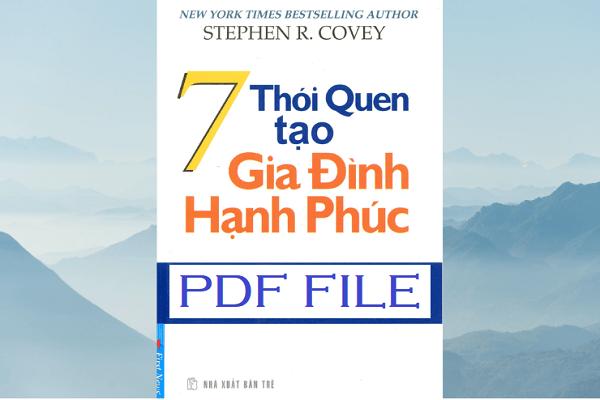 7 thoi quen tao gia dinh hanh phuc pdf