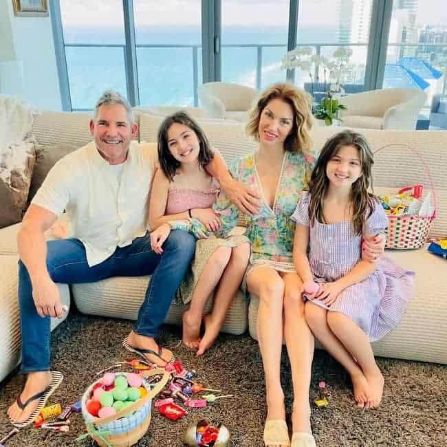 Grant Cardone Family