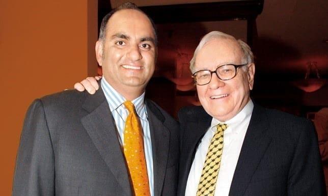Mohnish Pabrai va Warrent Buffet
