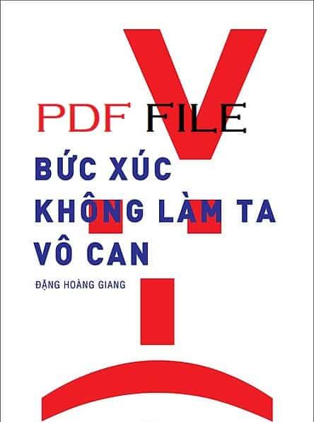 buc xuc khong lam ta vo can pdf
