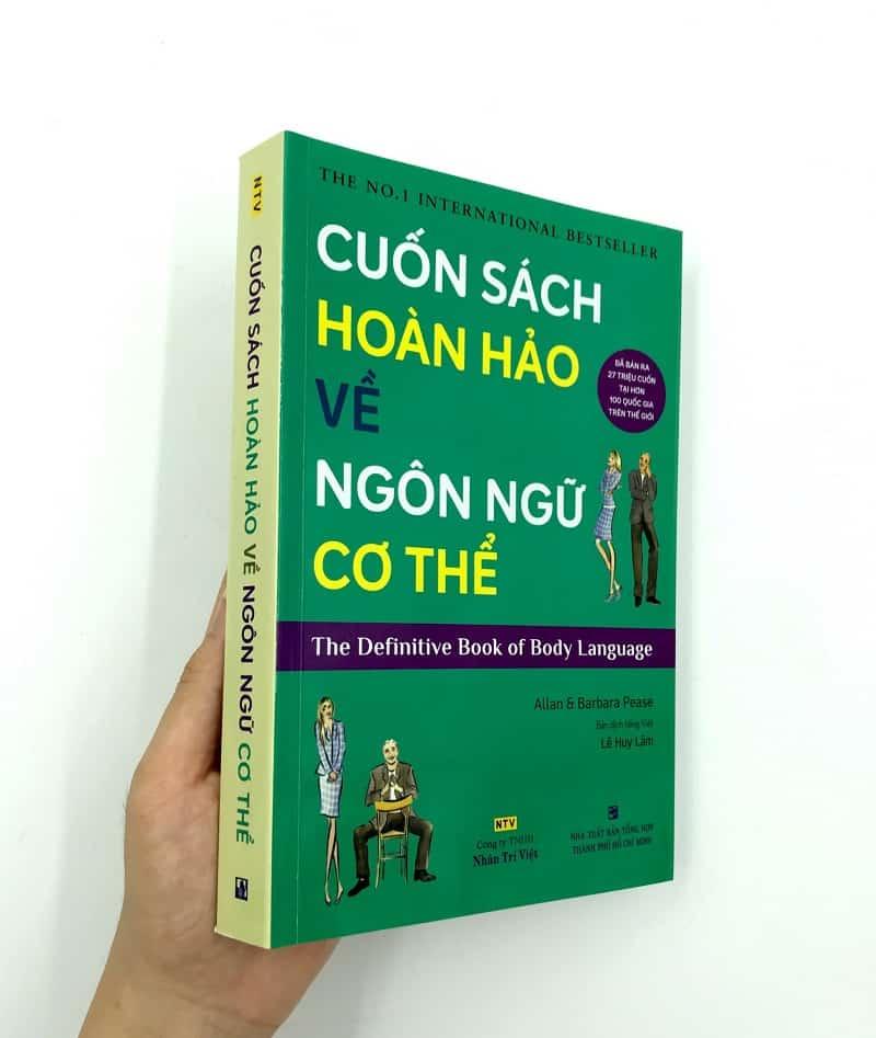 cuon sach hoan hao ve ngon ngu co the body language