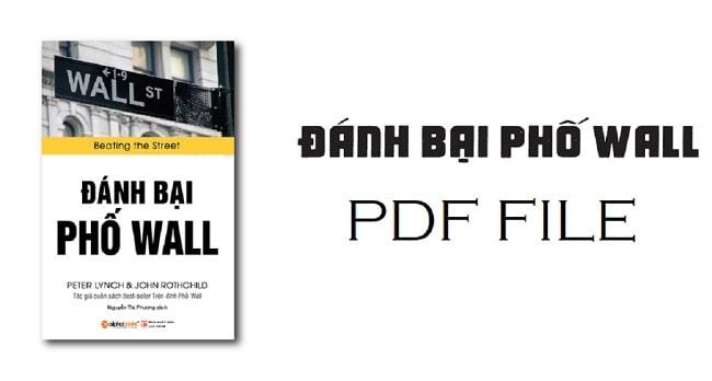 danh bai pho wall pdf
