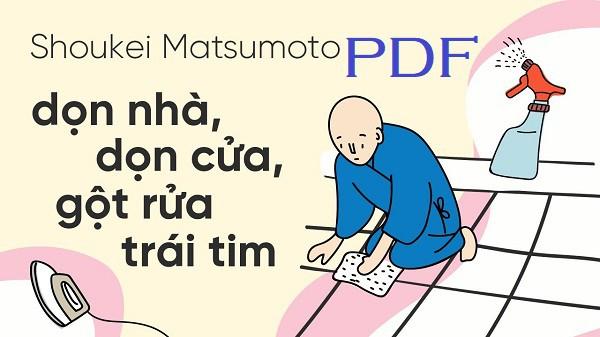 don nha don cua got rua trai tim pdf
