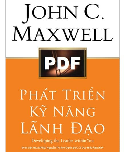 phat trien ky nang lanh dao pdf