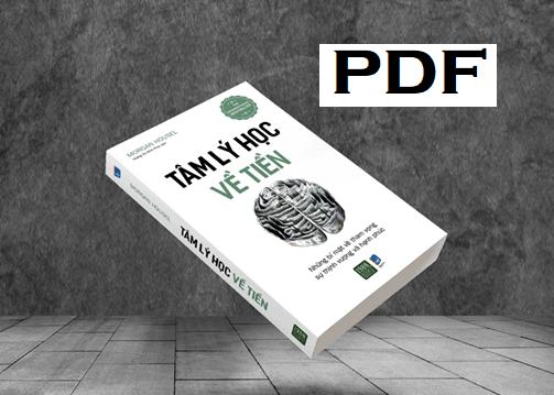 tam ly hoc ve tien pdf