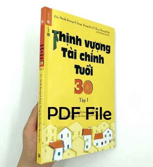thinh vuong tai chinh tuoi 30 tap 1 pdf