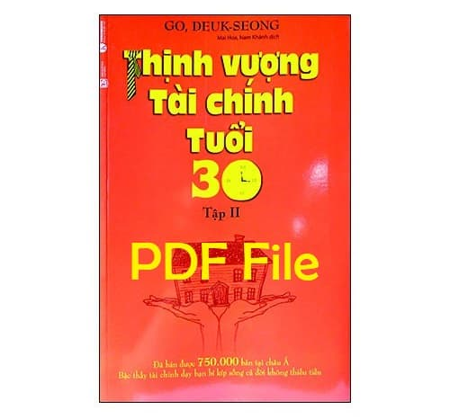 thinh vuong tai chinh tuoi 30 tap 2 pdf
