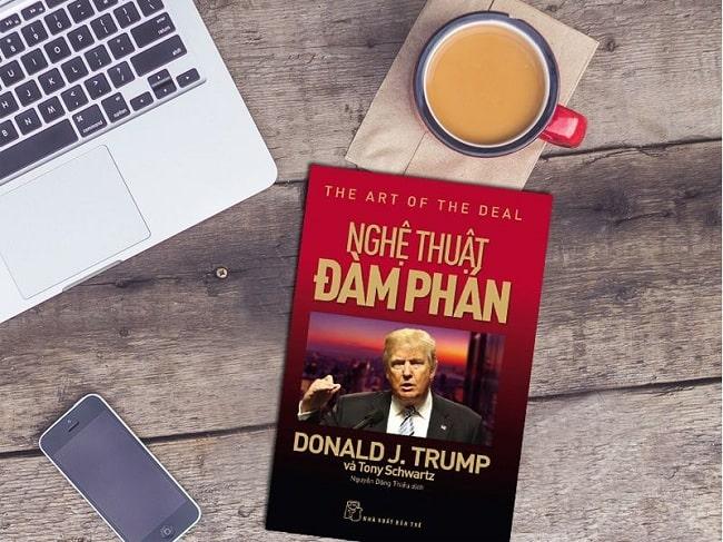 D. Trump nghe thuat dam phan
