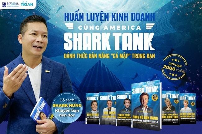 bo sach america shark tank