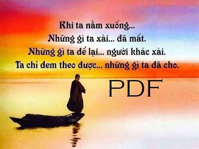 cho va nhan pdf