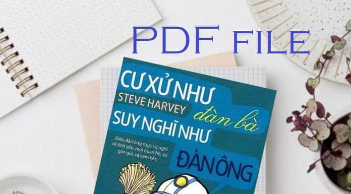 cu xu nhu dan ba suy nghi nhu dan ong pdf