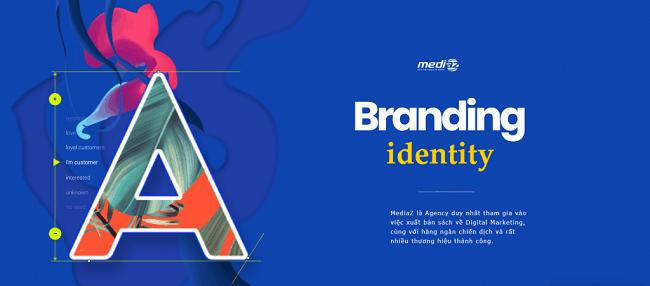 mediaZ Branding Identity