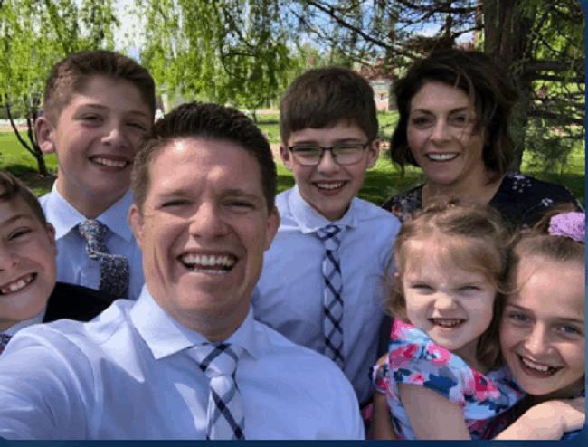 russell brunson family