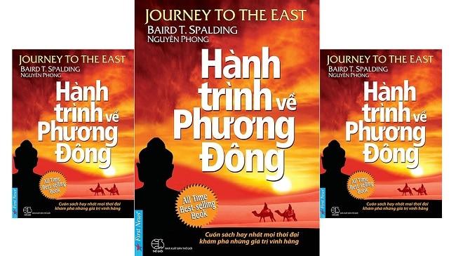 sach hanh trinh ve phuong dong