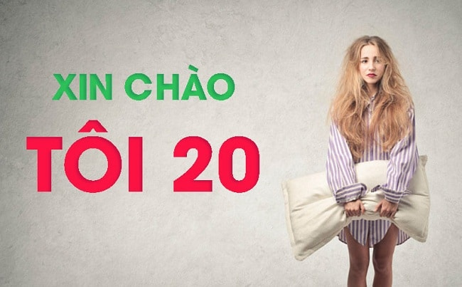 xin chao toi 20