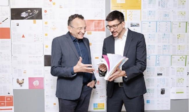 Alexander Osterwalder & Yves Pigneur