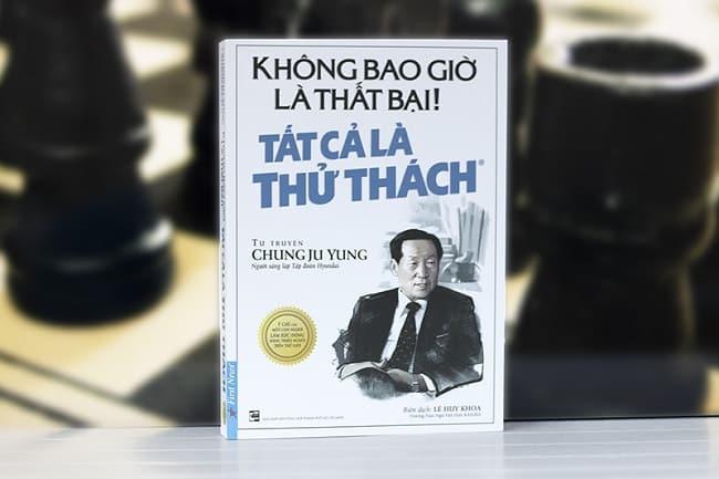 khong bao gio la that bai tat ca la thu thach