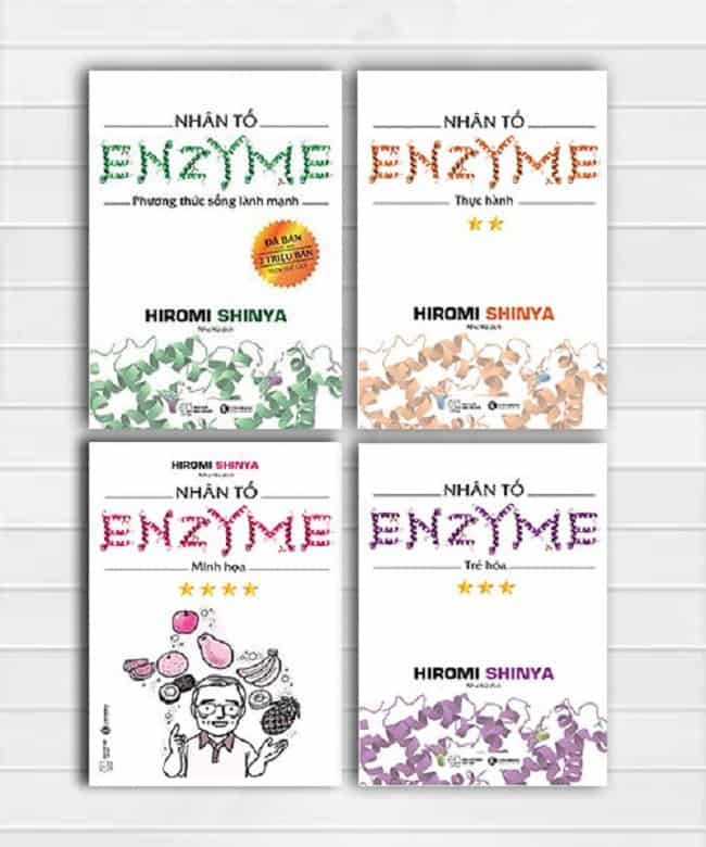 nhan to enzyme