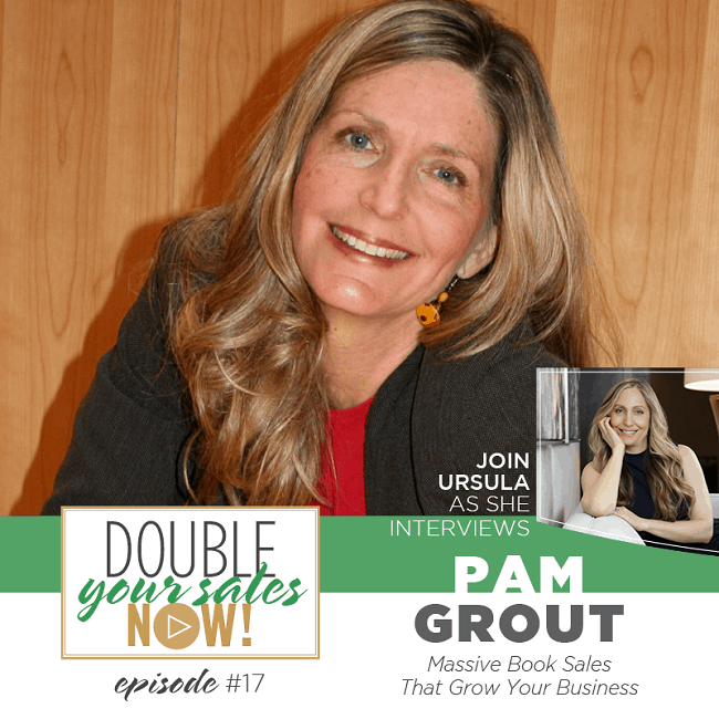 pam grout