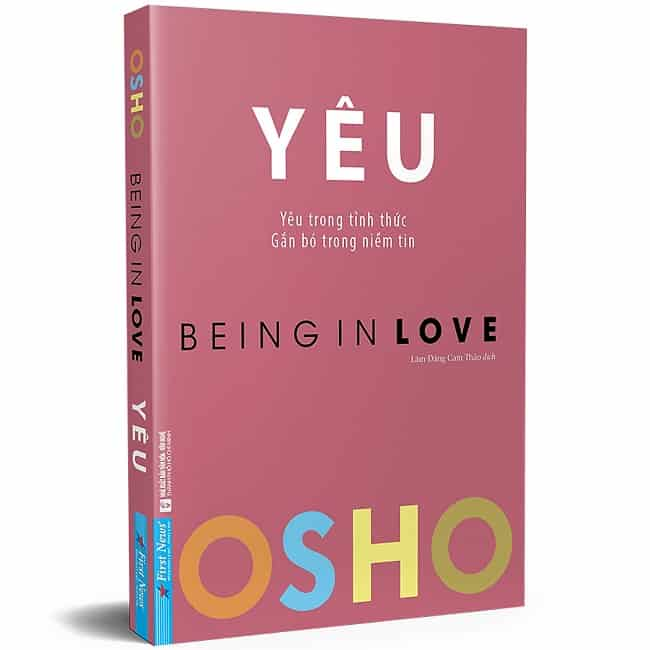 osho yeu being in love