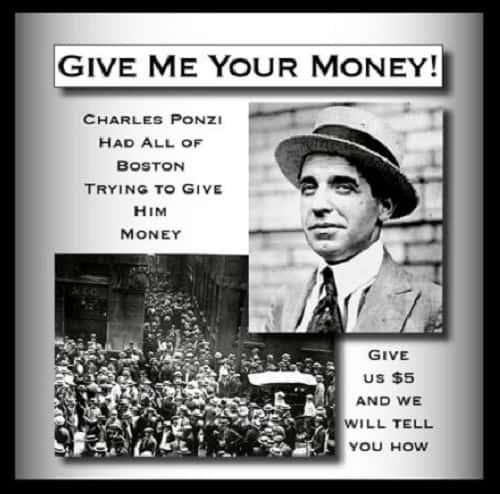 Charles Ponzi la ai