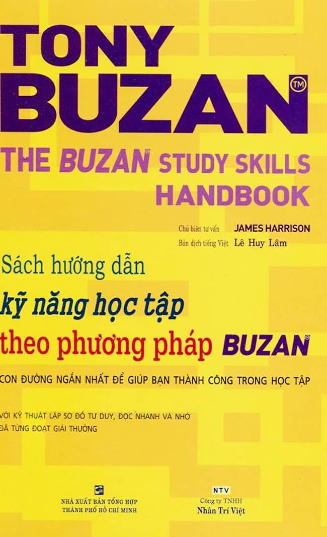 ky nang hoc tap theo phuong phap buzan